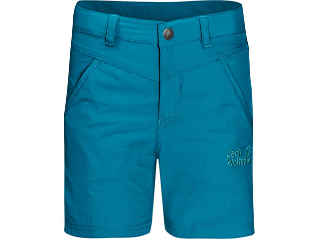Jack Wolfskin Sun Korte Broek Kinderen, blue reef
